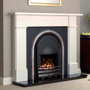 Cast tec Majestic from Hemsworth Fireplaces