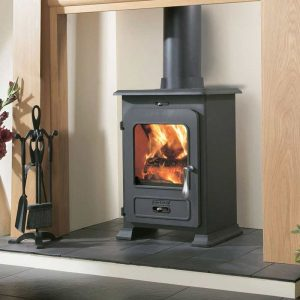 Portway 1 Traditional from Hemsworth Fireplaces