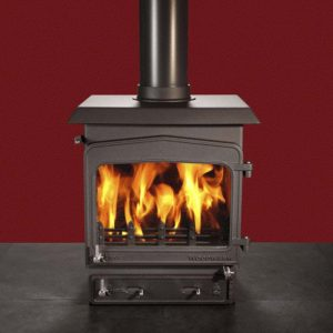 The Fireview Slender 5kW from Hemsworth Fireplaces