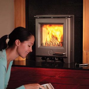 Woodwarm Phoenix Firebright from Hemsworth Fireplaces