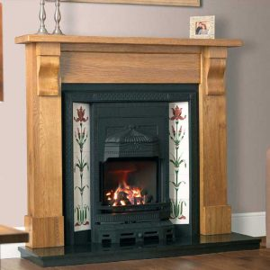 Casttec Eden from Hemsworth Fireplaces