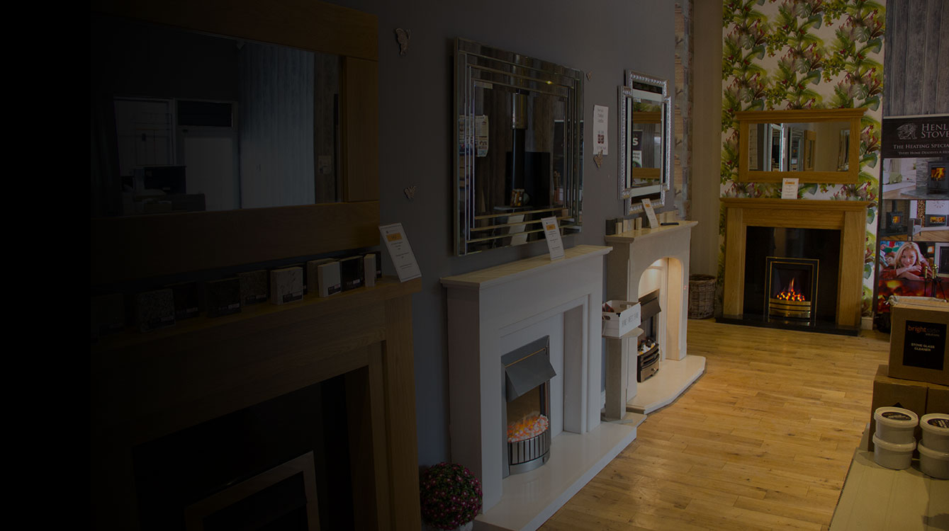 Hemsworth Fireplaces bespoke fireplaces available to buy in-store