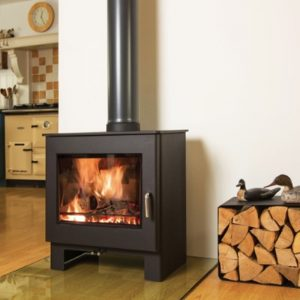 Hemsworth Fireplaces Dean Forge Sherford Slimline 5