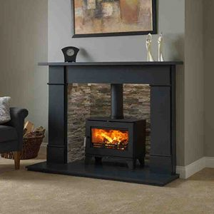Hemsworth Fireplaces Briton 5 Lifestyle Photo