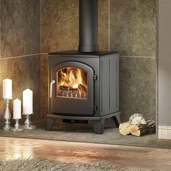 Broseley Serrano Stove Lifestyle Hemsworth Fireplaces