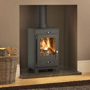 Broseley Silverdale SE Stove Lifestyle Hemsworth Fireplaces
