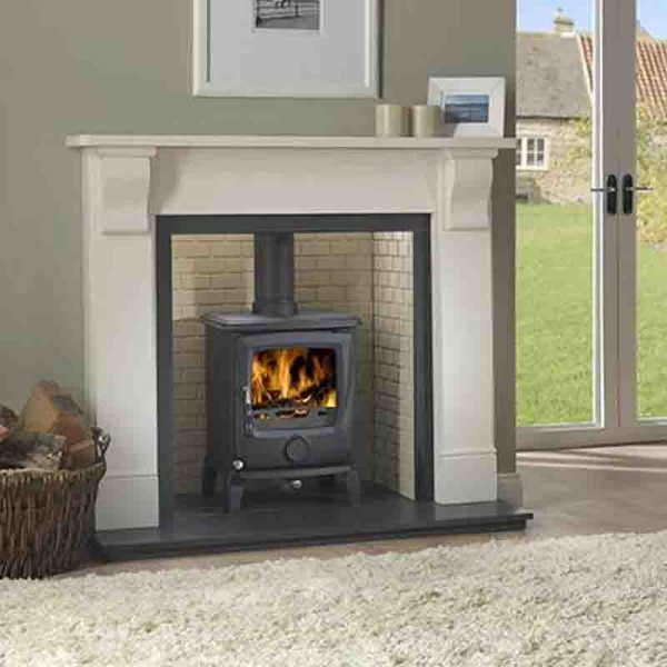 Hemsworth Fireplaces Casttec Cougar Lifestyle Photo