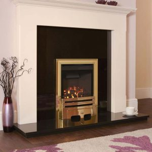 Calibre Balanced Flue Gas Fire from Hemsworth Fireplaces