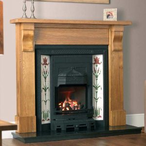 Cast Tec Eden Integra from Hemsworth Fireplaces