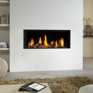 DRU METRO 100XT from Hemsworth Fireplaces