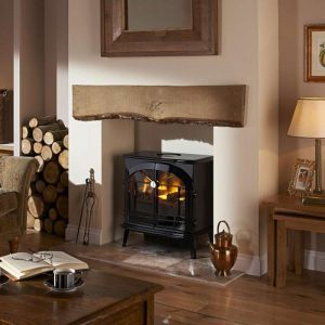 Dimplex Burgate from Hemsworth Fireplaces