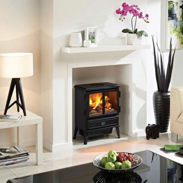 Dimplex Oakhurst from Hemsworth Fireplaces