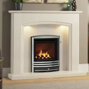 Elgin and Hall Eliana from Hemsworth Fireplaces