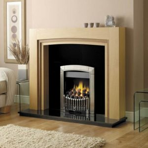 GB Mantel Romford Veneer from Hemsworth Fireplaces