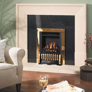 Legend Spirit Superslim from Hemsworth Fireplaces