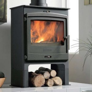 Portway 2 Contemporary from Hemsworth Fireplaces