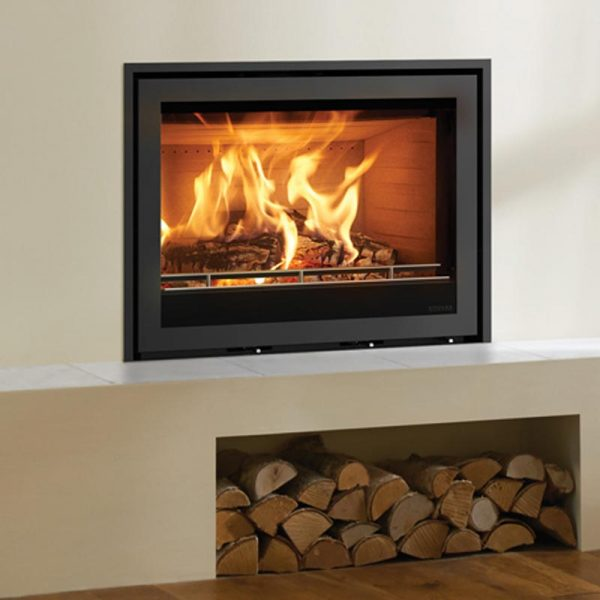 Stovax Riva Edge 850 from Hemsworth Fireplaces