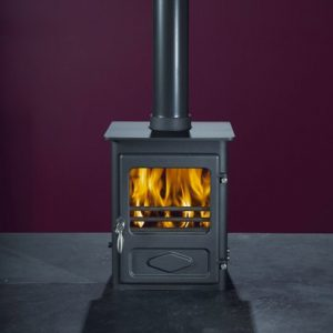 The Foxfire 4kW from Hemsworth Fireplaces