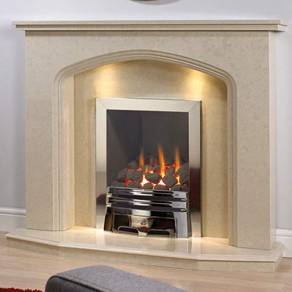 The York fireplace from Hemsworth Fireplaces