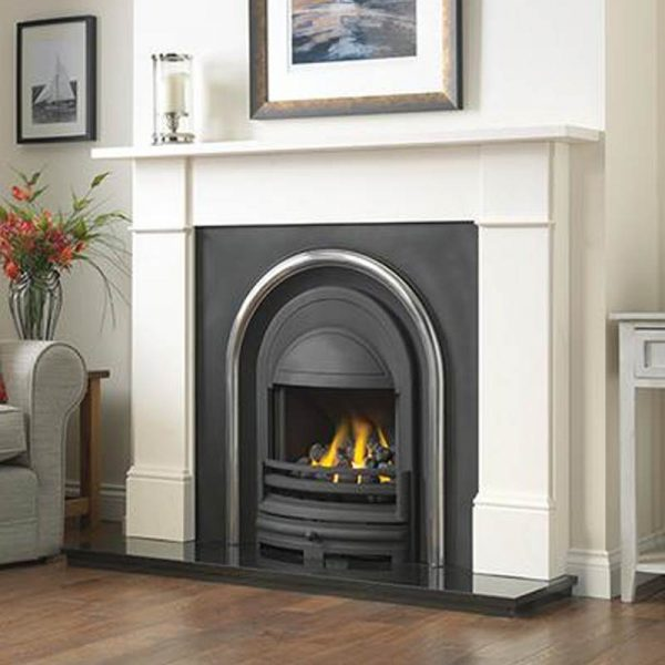 Casttec Majestic from Hemsworth Fireplaces