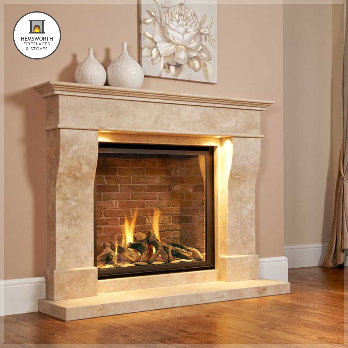 Hemsworth Fireplaces EcoTech Stoves Michael Miller fireplace