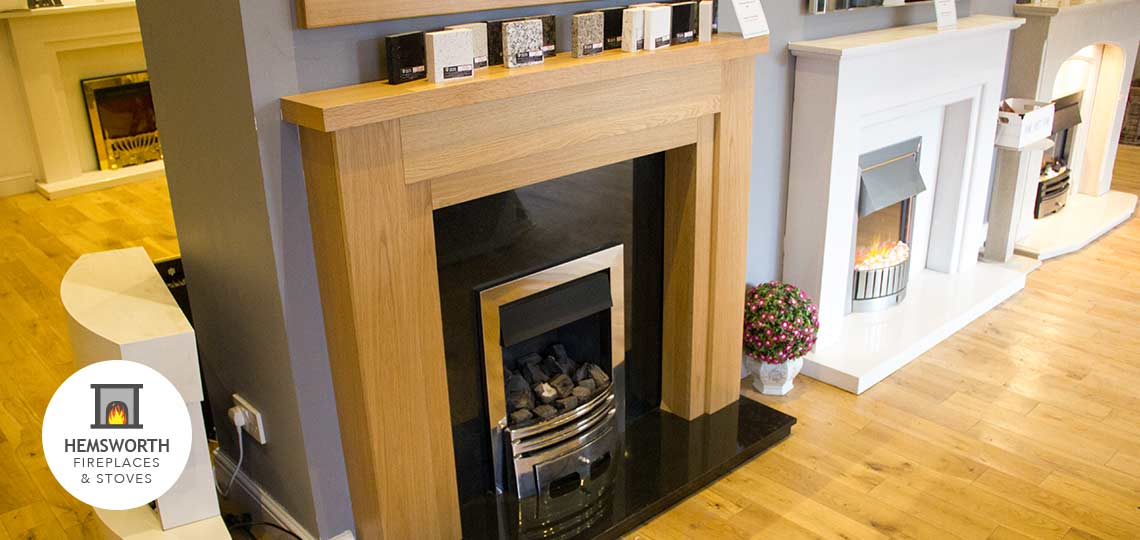 Hemsworth Fireplaces EcoTech Stoves fireplace showroom